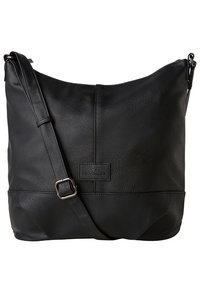 TOM TAILOR - SOFT SHOPPER  - Tote bag - black - 2