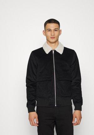 FLIGHT JACKET - Light jacket - black