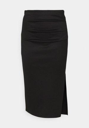 GONNA/SKIRT - Pencil skirt - nero