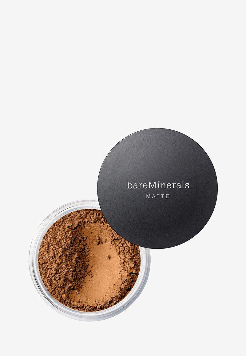 bareMinerals - MATTE FOUNDATION SPF 15 - Foundation - neutral dark 24