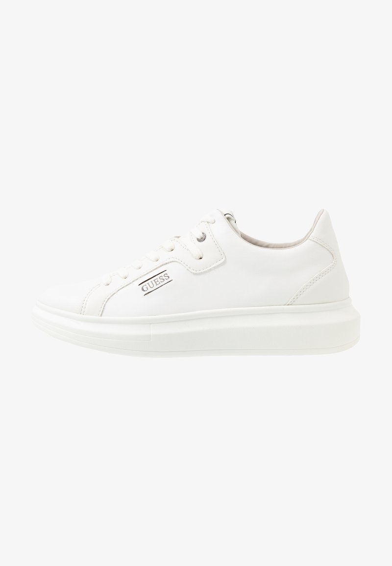 Guess - SALERNO II - Trainers - white