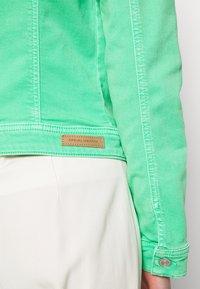 comma casual identity - Denim jacket - light green - 3