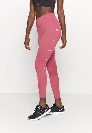 ONE 7/8 - Tights - desert berry/pink foam