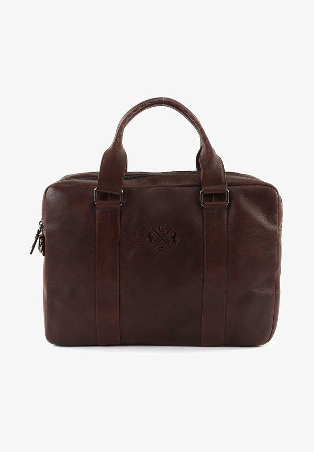 MOUNT MCKINLEY  - Briefcase - dark brown