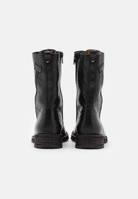 Felmini - COOPER - Lace-up boots - black - 6