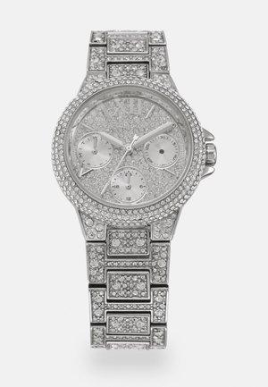 CAMILLE - Pulkstenis ar hronogrāfu - silver-coloured