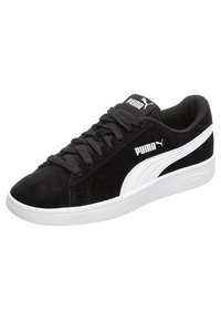 Puma - SMASH  - Sneaker low - black/white - 2