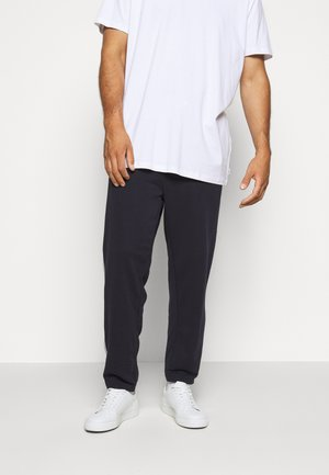 STRIPES PANTS - Pantaloni sportivi - evening blue