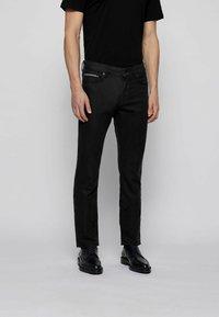BOSS - Jeans slim fit - black - 0