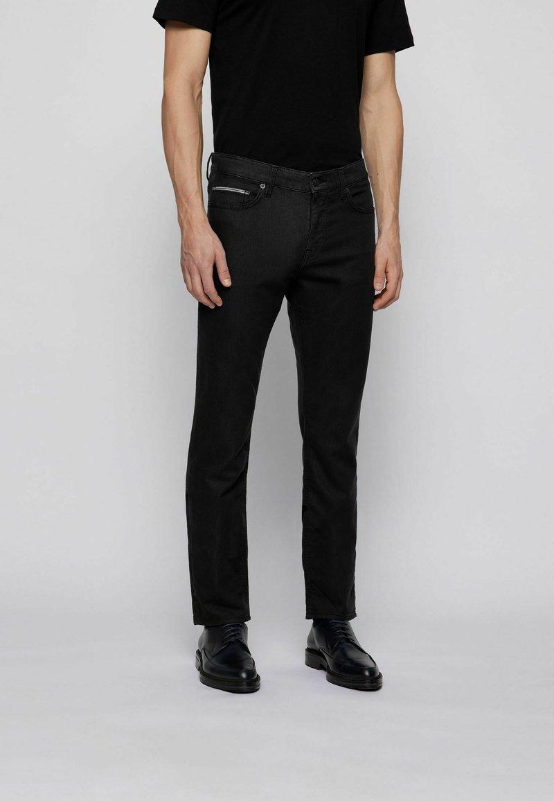 BOSS - Jeans slim fit - black