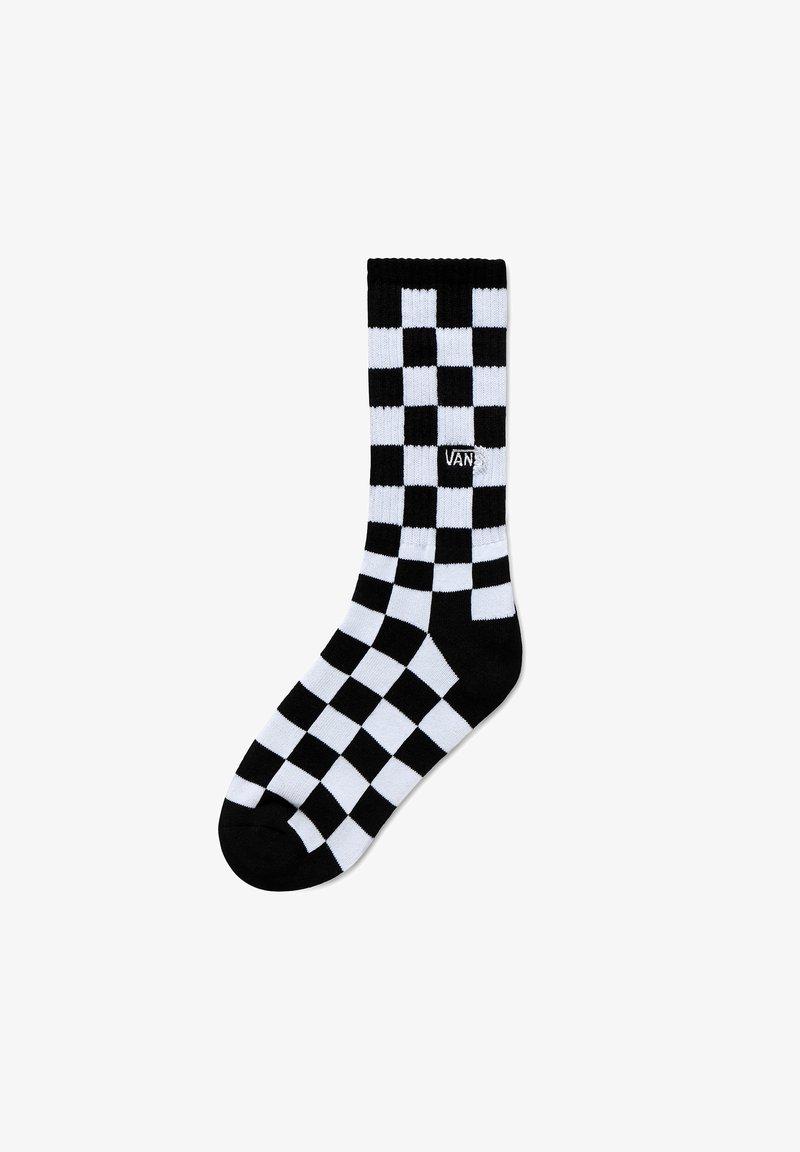 Vans - Chaussettes - black-white check