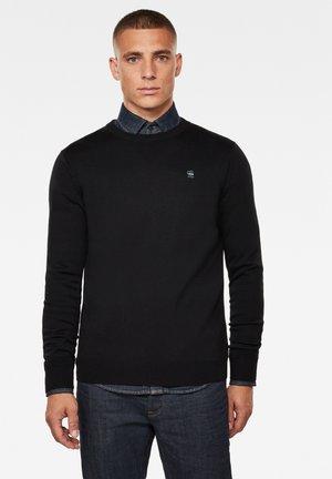 PREMIUM BASIC - Sweatshirt - dk black