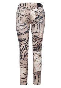 Marc Aurel - Slim fit jeans - taupe varied - 5