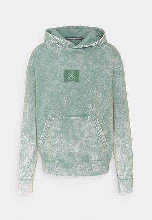 Sweatshirt - steam/ghost green