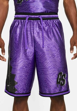 BASKETBALL LEBRON X SPACE JAM  GOON SQUAD - Sports shorts - grau