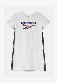 Reebok - CLASSIC - Sports dress - white - 0