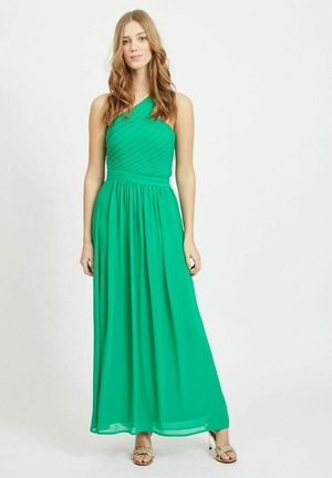 ONE-SHOULDER - Maxi dress - jelly bean