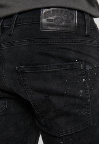 Replay - ZALDOK - Slim fit jeans - black - 5