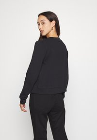 Anna Field - REGULAR FIT ZIP UP SWEAT JACKET - Sudadera con cremallera - black - 4