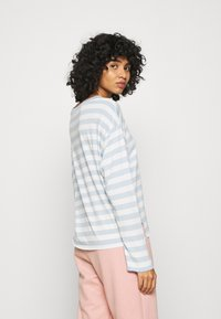 Monki - MAJA 2 PACK - Long sleeved top - blue/pink - 2