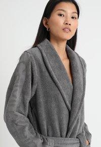 Calvin Klein Underwear - ROBE - Dressing gown - grey - 3
