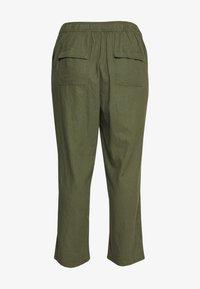 Evans - BLEND TROUSER - Trousers - khaki - 1