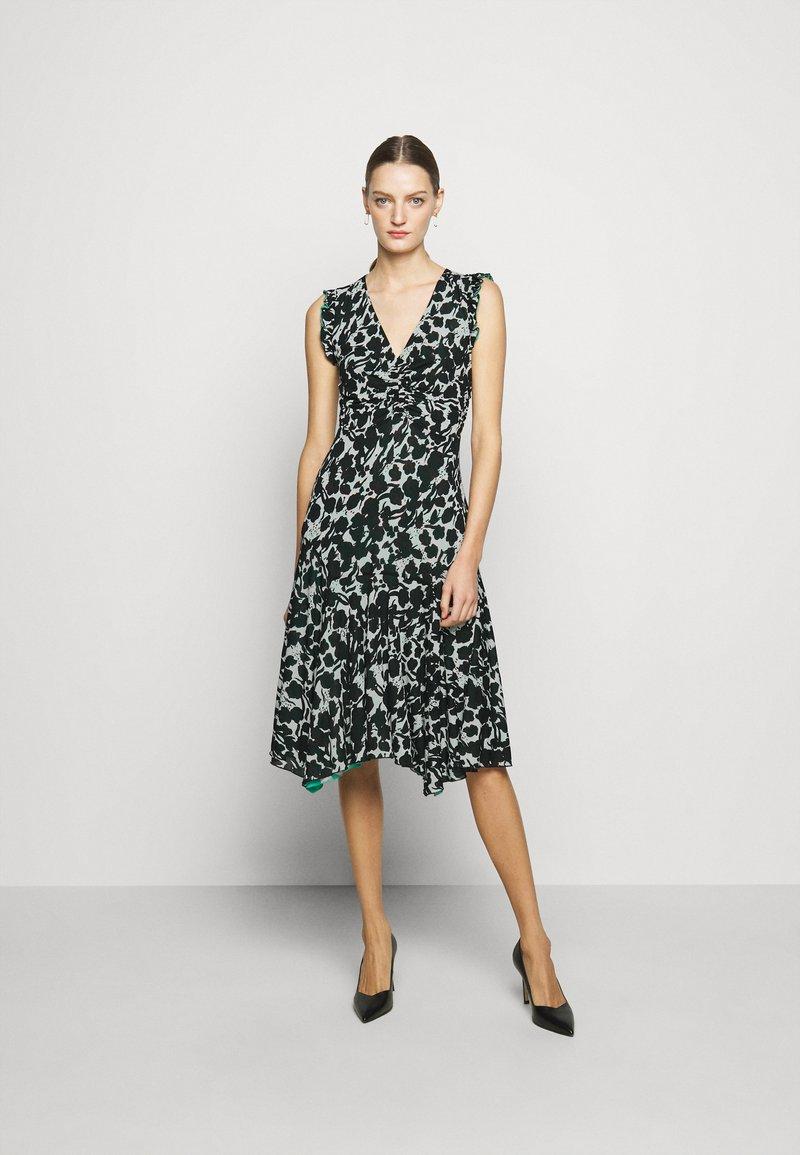 Diane von Furstenberg - DYLAN - Day dress - black