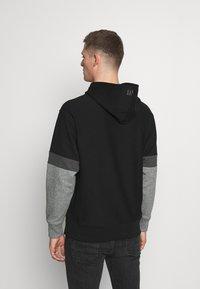 GAP - LOGO - Sweatshirt - true black - 2