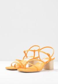 Dolce Vita - ZYDA - T-bar sandals - tangerine - 4