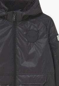 SuperRebel - TECHNICAL REFLECTIVE UNISEX - Chaqueta de snowboard - black reflective - 3