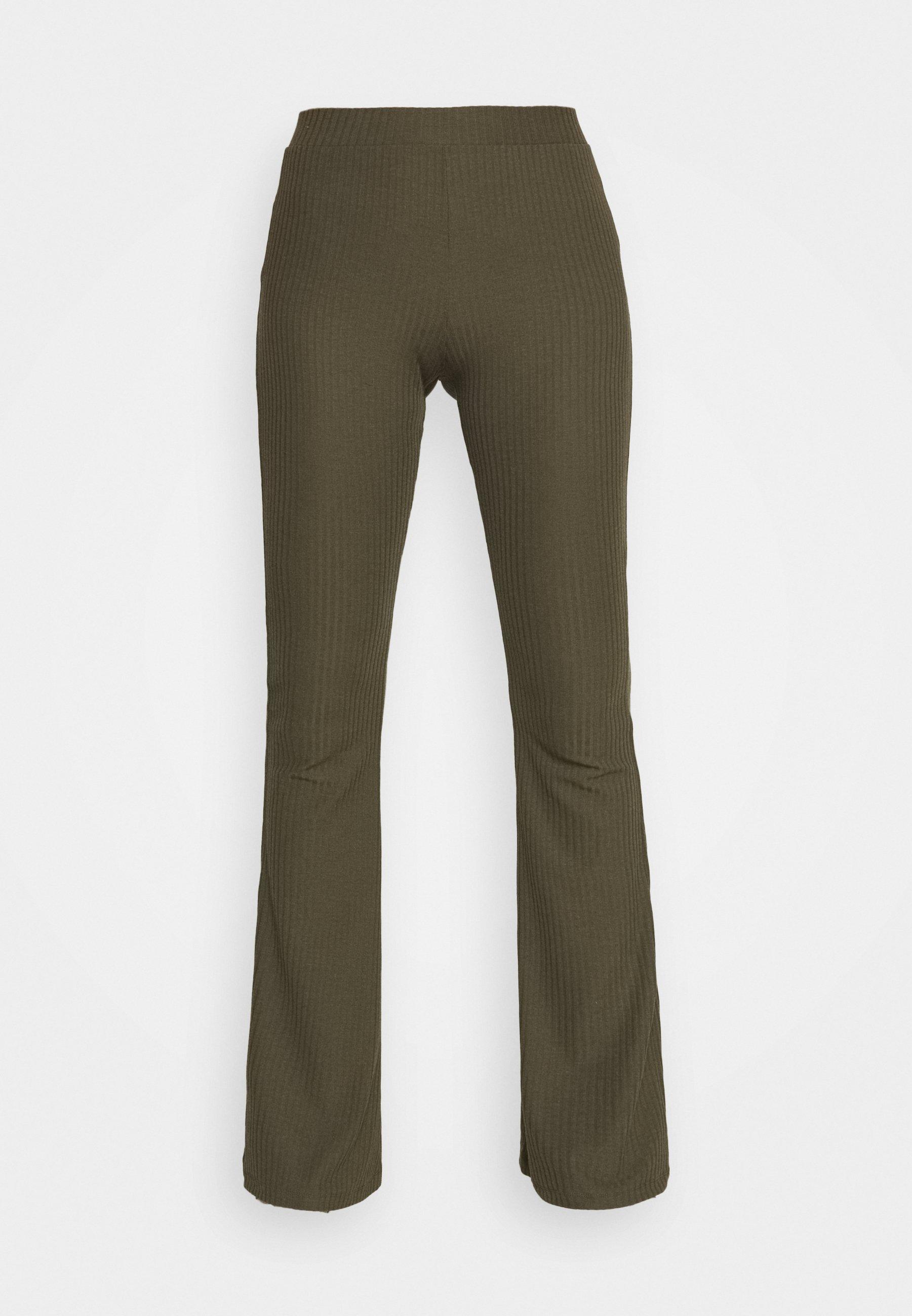 Damer ONLNELLA FLARED PANT - Bukser