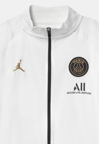 Nike Performance - PARIS ST GERMAIN UNISEX - Club wear - white/black/truly gold - 3