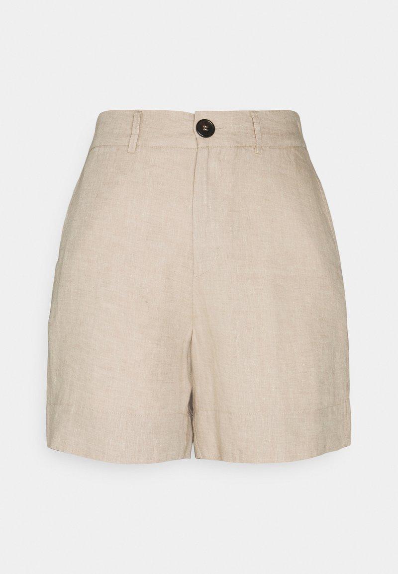 Twist & Tango - MARY SHORTS - Shorts - beige melange