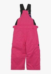 Roxy - LOLA  - Zimní kalhoty - beetroot pink - 1
