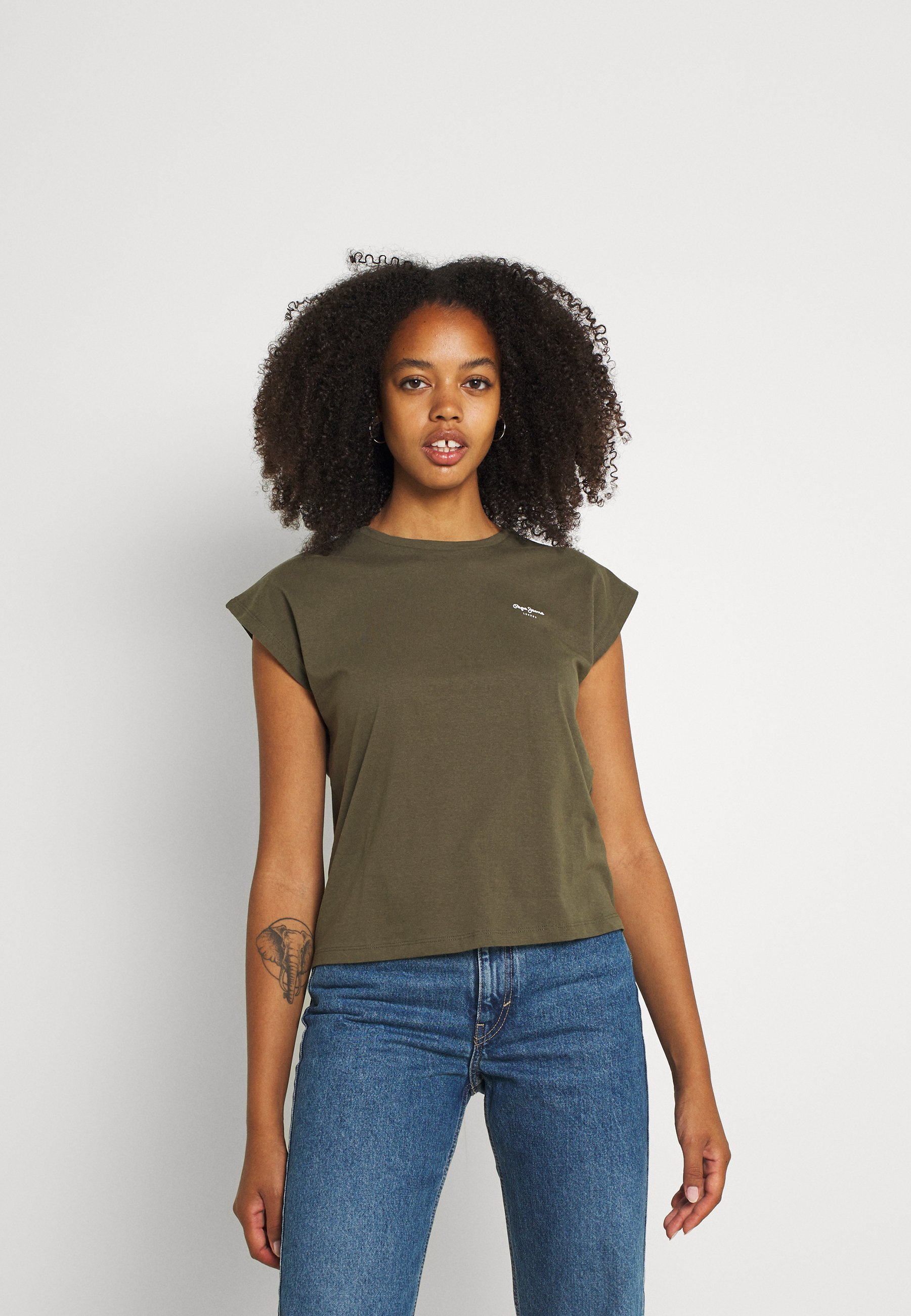 Women BLOOM - Basic T-shirt