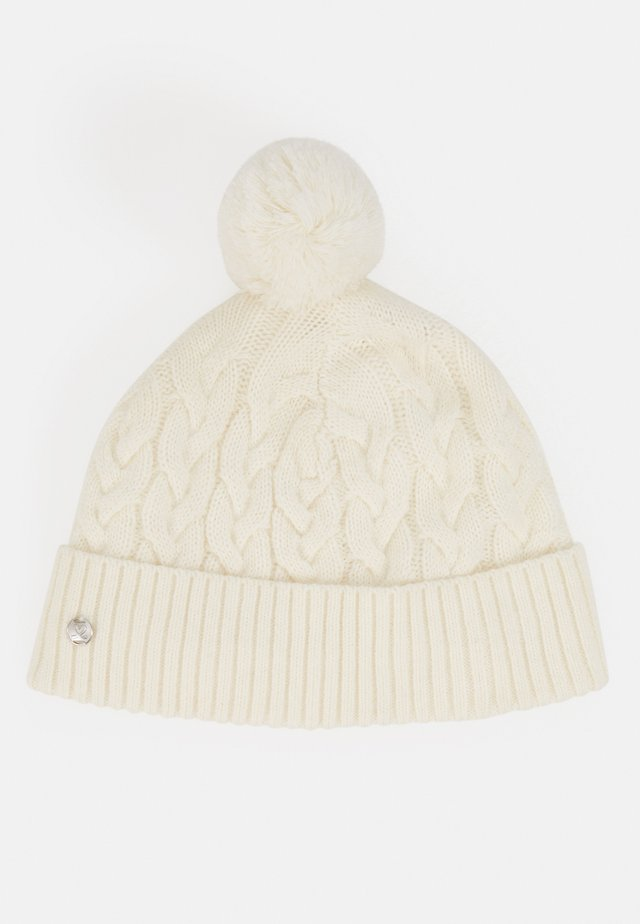 ALONDRA HAT - Berretto - white