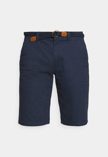 ONSWILL BELT  - Shorts - dress blues