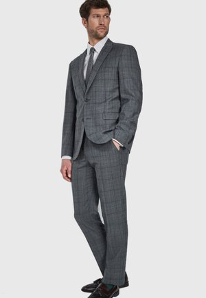 PRINCE OF WALES - Blazer jacket - grey