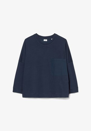 Long sleeved top - scandinavian blue
