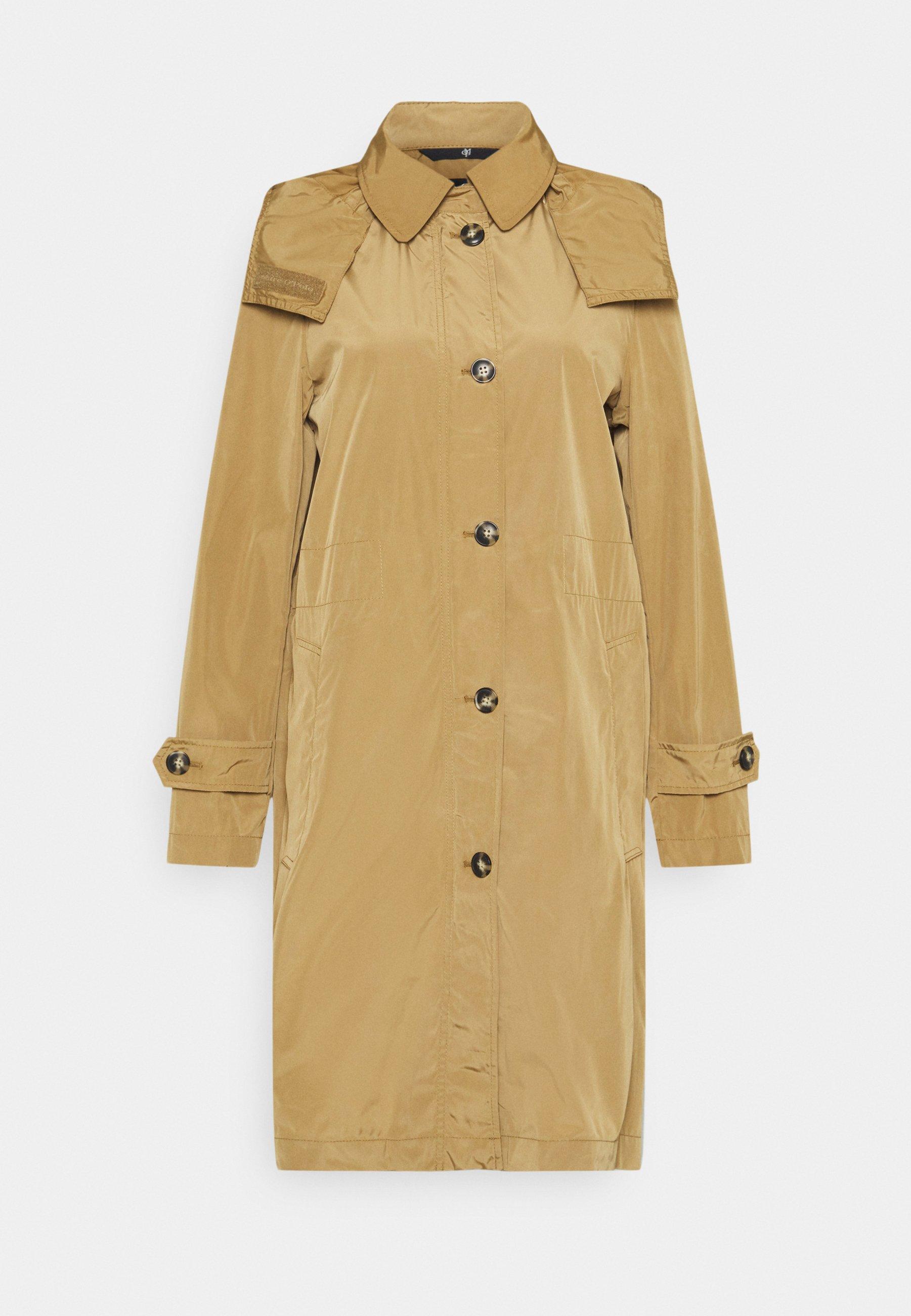 Women COAT PACKABLE - Trenchcoat