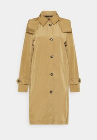 Marc O'Polo - COAT PACKABLE - Trenchcoat - sandy beach - 0