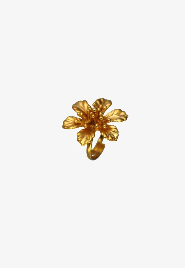 GOLDEN PETAL - Bague - gold