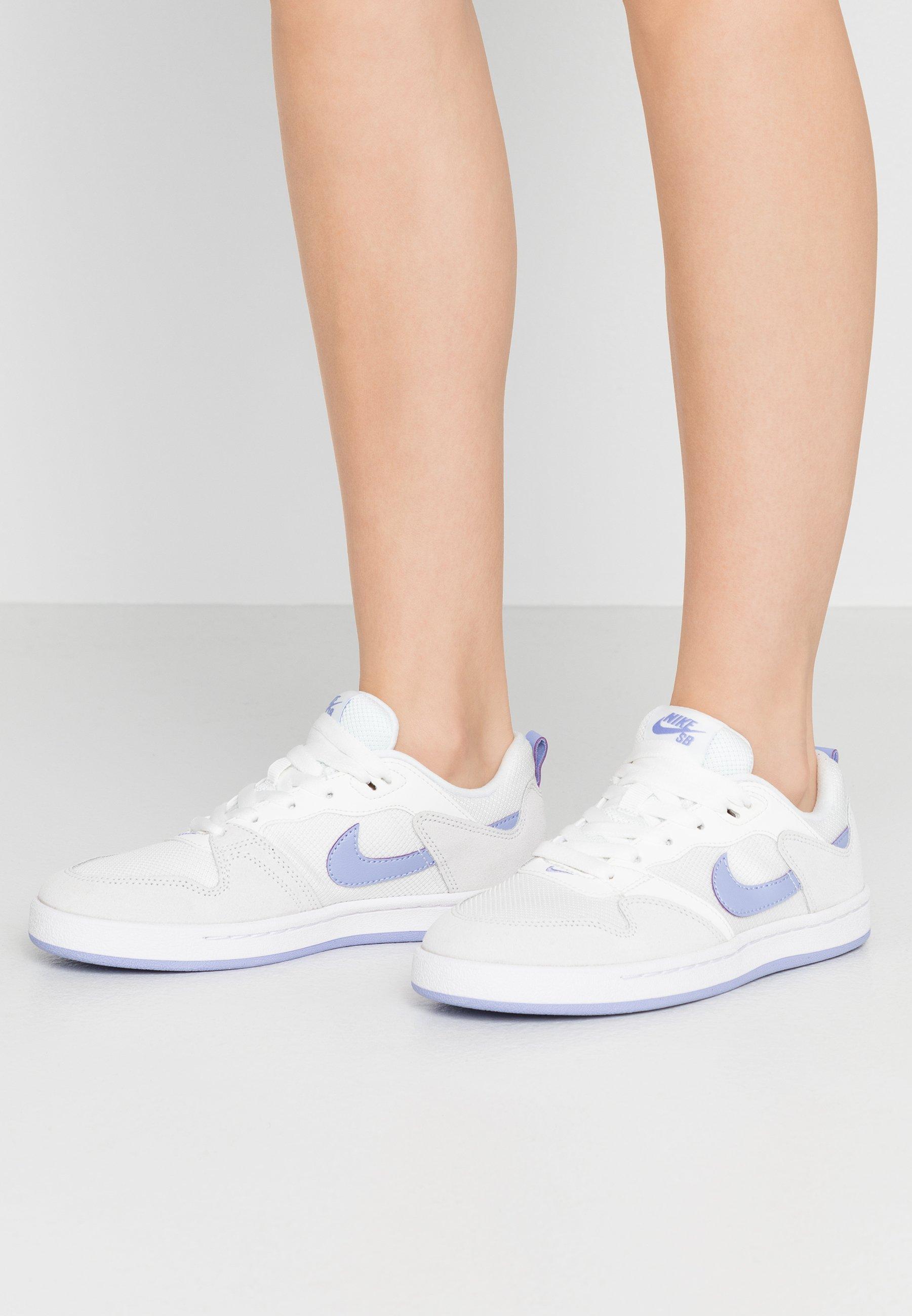 Nike SB ALLEYOOP - Trainers - summit