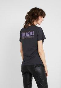 Pinko - MORSICARE - Print T-shirt - black - 2