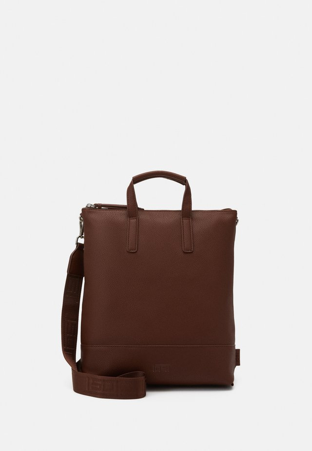 X CHANGE BAG - Shopping bags - brown