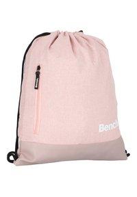 Bench - CLASSIC  - Drawstring sports bag - altrosa - 2