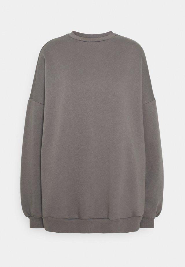 PERFECT OVERSIZE - Sweatshirt - gray