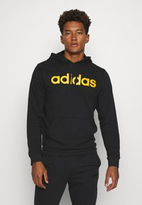 adidas Performance - ESSENTIALS SPORTS TRACKSUIT - Survêtement - black - 0