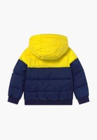 Guess - TODDLER HOODED PADDED JACKET - Winter jacket - bluish - 1