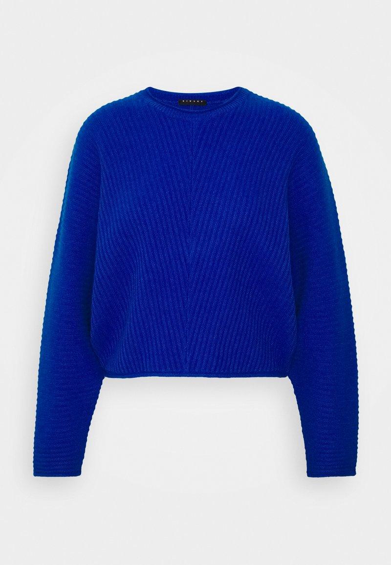 Sisley - Jumper - blue
